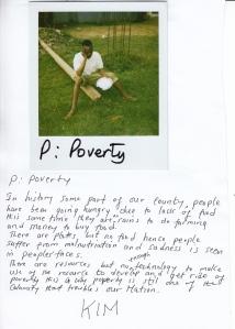 P poverty