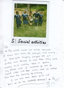 S social activity